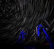 Searching for Meteors by Michael Treloar