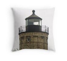 Lantern Room at Mackinaw Throw Pillow