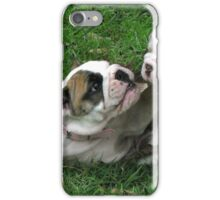 Aggy and Pickles iPhone Case/Skin