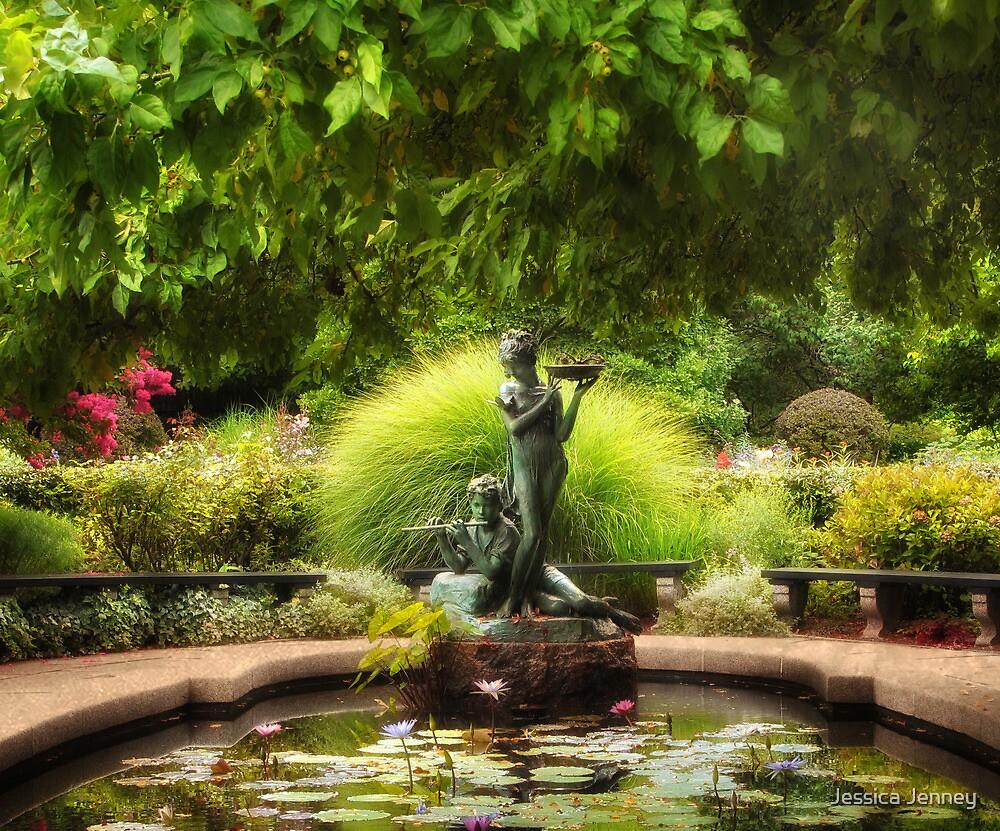 Burnett  Fountain by Jessica Jenney