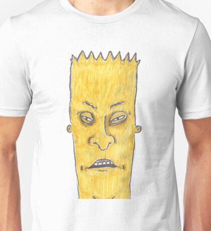 Bartholomew. J. Butthead Unisex T-Shirt