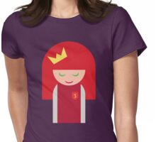 Queen of Moons Charlie (Tee 1) Womens Fitted T-Shirt
