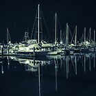 Masts by Donna Rondeau