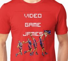 Video game James Unisex T-Shirt
