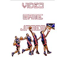 Video game James Photographic Print