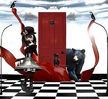 Red.... by Karen  Helgesen