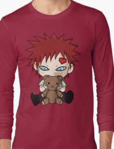 Chibi Love Boy Long Sleeve T-Shirt