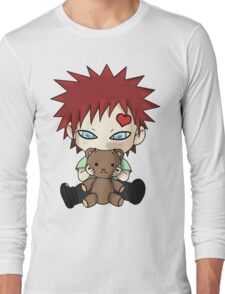Chibi Love Boy Long Sleeve T-Shirt