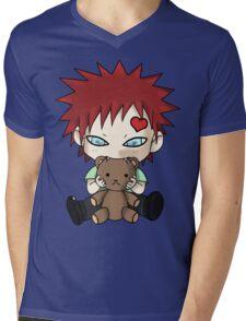 Chibi Love Boy Mens V-Neck T-Shirt