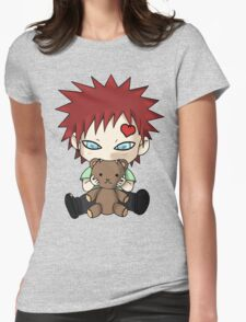 Chibi Love Boy Womens Fitted T-Shirt