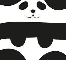 Lindo Osito Panda by newcris