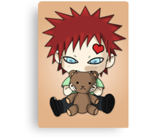 Chibi Love Boy Canvas Print