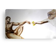 Beer of the Gods Canvas Print
