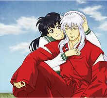Inuyasha + Kagome by Krizy