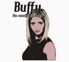 Buffy Pop Art 2 Kids Clothes