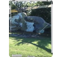 Bell AH-1J Helicopter iPad Case/Skin