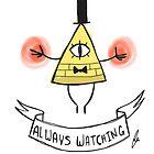 Always Watching by AshleyMO