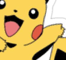 Pop Art Pikachu Sticker