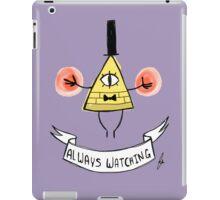 Always Watching iPad Case/Skin