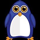 Blue Penguin 2 by Adamzworld
