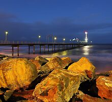 Brighton Jetty by Mark Cooper