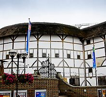 The Globe Theatre, London by Andrew Robinson