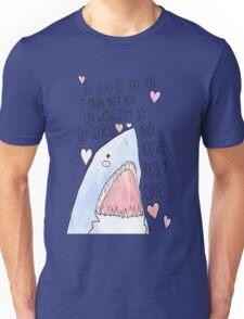 """""""You're Reel-y Cute"""" 2013 Shark Week  Unisex T-Shirt"""