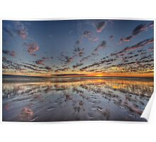 Cable Beach Sunset - Kimberley WA Poster