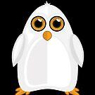 White Penguin 2 by Adamzworld