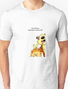 calvin and hobbes christmas T-Shirt