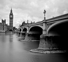 Westminster Bridge by Nick Coates