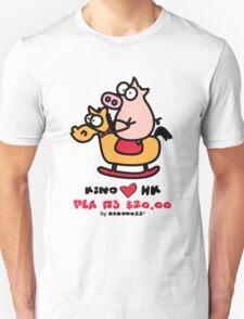 KINO loves Hong Kong - Let's get lucky! T-Shirt