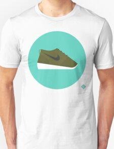Roshe Run Iguana Green T-Shirt