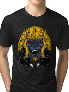 Goldar! Tri-blend T-Shirt
