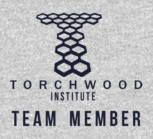 Torchwood Team Member Badge by slitheenplanet