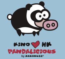 KINO loves Hong Kong - Pandalicious by Kokonuzz