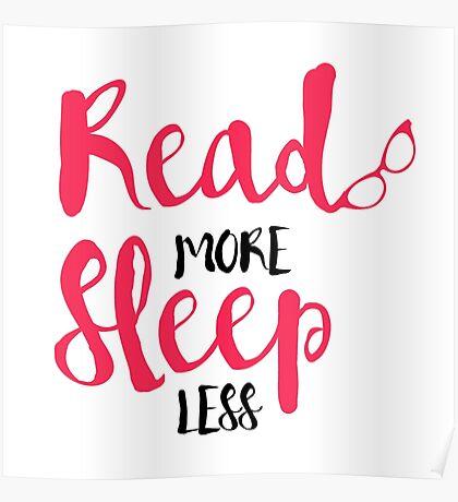 Read/Sleep 2 Poster