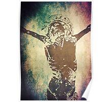 Jesus' Pain Poster