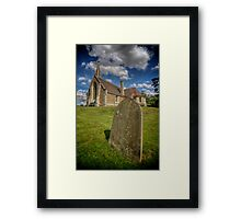 St Stephen's Church, Aldwark 2 Framed Print