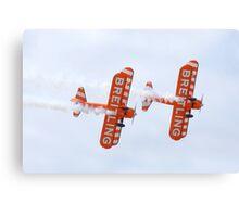 Breitling Bi-Planes Canvas Print