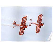 Breitling Bi-Planes Poster
