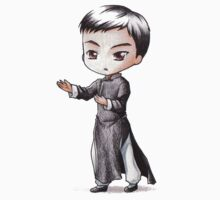 Ip man chibi draw by VirtualMan