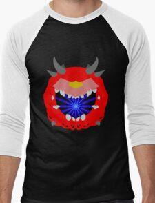 Doom Cacodemon Men's Baseball ¾ T-Shirt