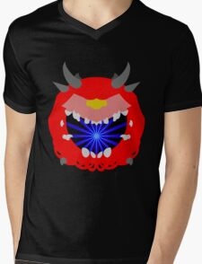 Doom Cacodemon Mens V-Neck T-Shirt