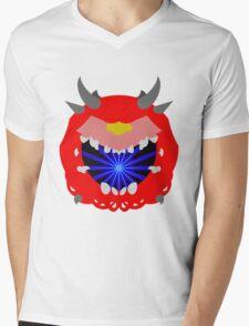 Doom Cacodemon Mens V-Neck T-Shirt
