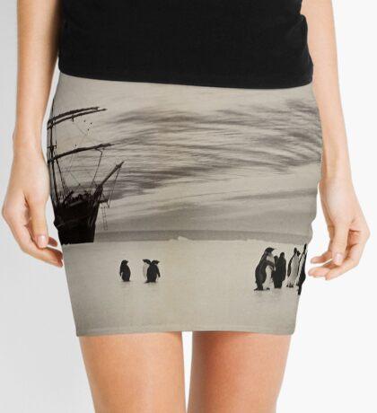 Nimrod and the Penguins Mini Skirt