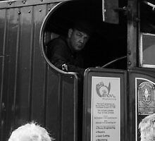Whitby Driver by Harry Mcwilliams