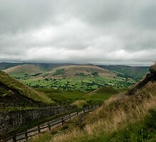 Mam Tor by Harry Mcwilliams