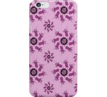 The Hat . . . in pink iPhone Case/Skin