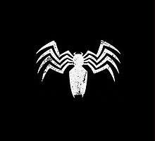 Venom iPhone Case  by TheTubbyLife